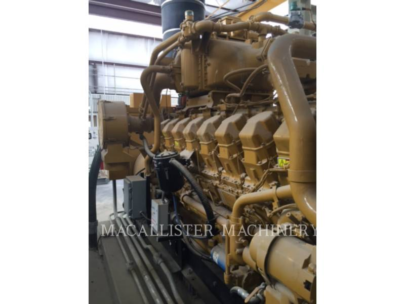 CATERPILLAR STATIONARY GENERATOR SETS G3516B equipment  photo 3