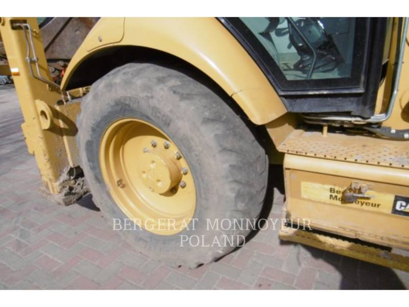 CATERPILLAR CHARGEUSES-PELLETEUSES 428E equipment  photo 10