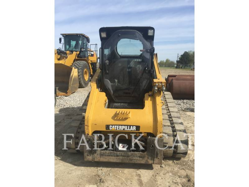 CATERPILLAR CARGADORES MULTITERRENO 279C2C3TL3 equipment  photo 3