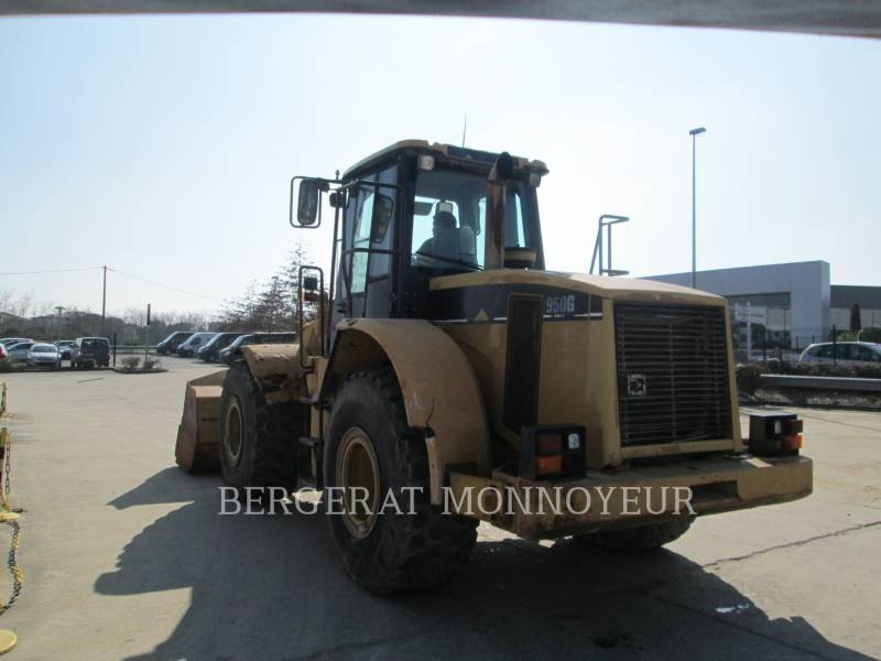 CATERPILLAR CARGADORES DE RUEDAS 950G equipment  photo 6