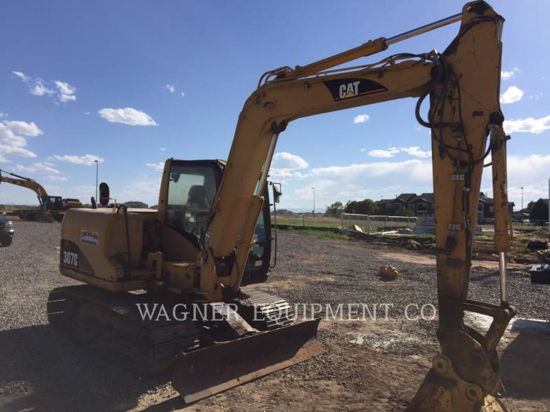 CATERPILLAR TRACK EXCAVATORS 307CSB equipment  photo 4