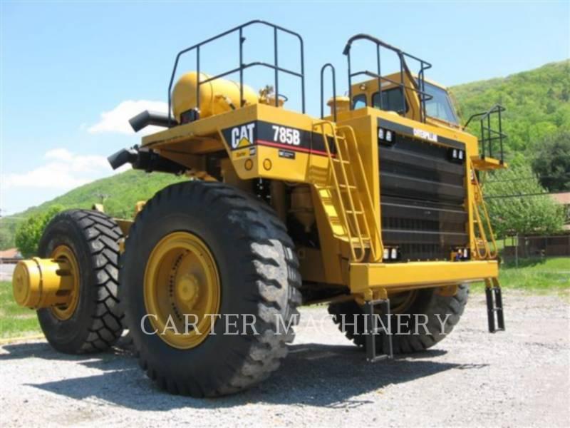 CATERPILLAR OFF HIGHWAY TRUCKS 785B REBLD equipment  photo 2
