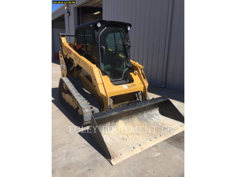 CATERPILLAR DELTALADER 259DSTD2CA equipment  photo 2