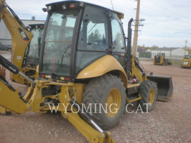 CATERPILLAR RETROEXCAVADORAS CARGADORAS 420F IT equipment  photo 5