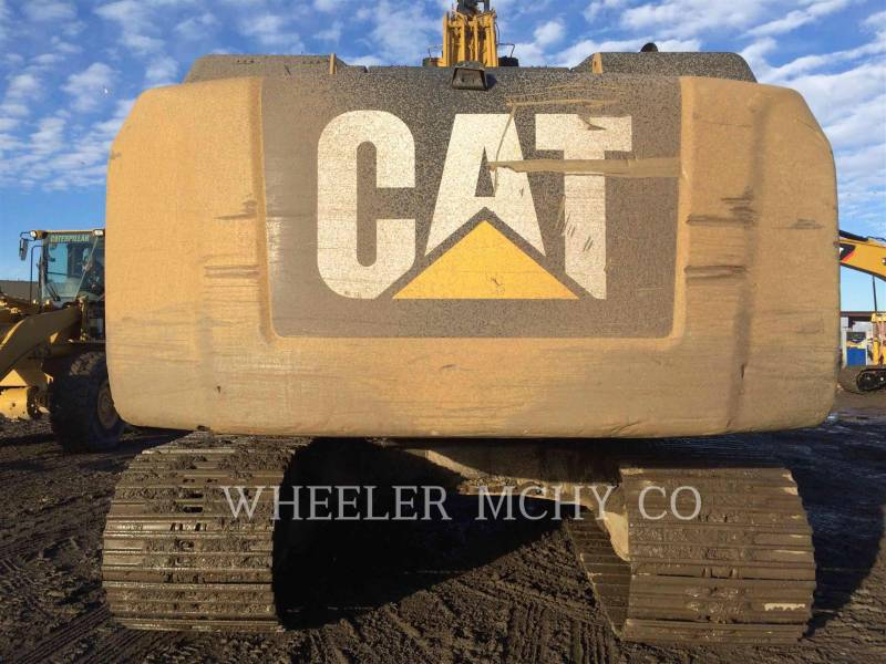 CATERPILLAR KETTEN-HYDRAULIKBAGGER 336E LH CF equipment  photo 10