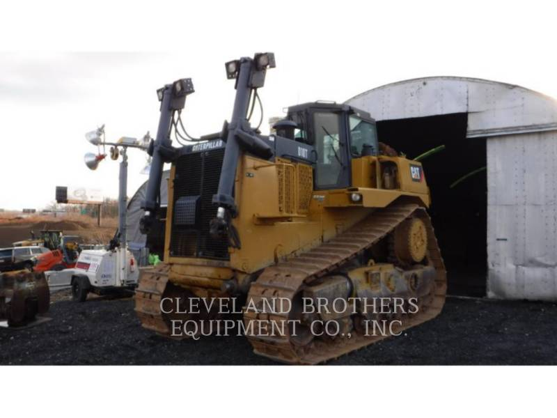 CATERPILLAR TRACK TYPE TRACTORS D10T R equipment  photo 1