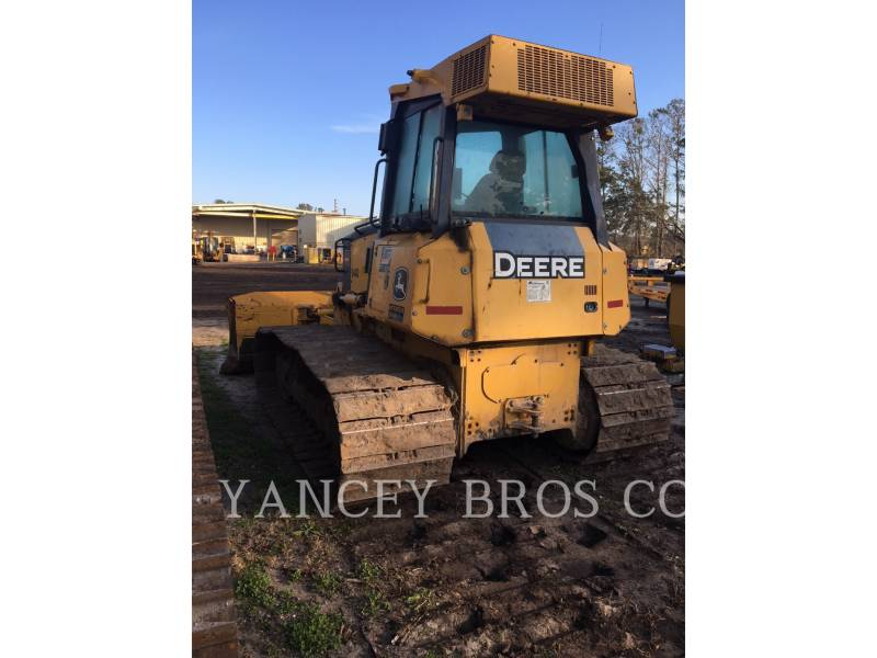 DEERE & CO. TRACTEURS SUR CHAINES 700J LGP equipment  photo 5