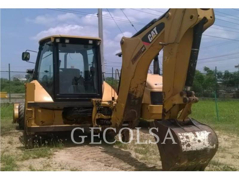 CATERPILLAR BACKHOE LOADERS 428E equipment  photo 4