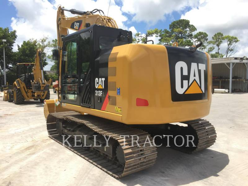 CATERPILLAR TRACK EXCAVATORS 313FL equipment  photo 3