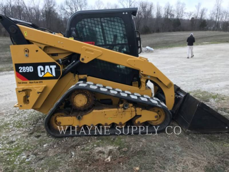 CATERPILLAR CHARGEURS TOUT TERRAIN 289D XPS equipment  photo 11