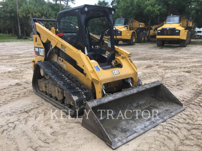 CATERPILLAR CARGADORES MULTITERRENO 299D2 equipment  photo 8