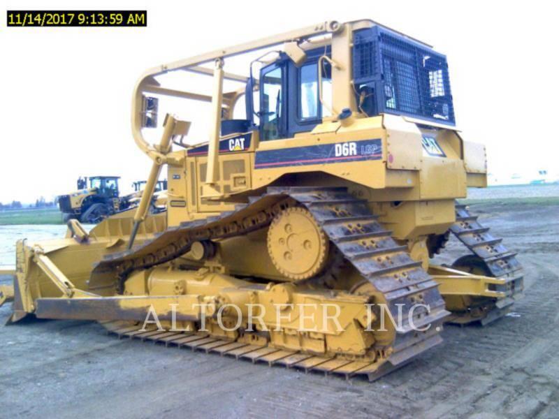CATERPILLAR TRACK TYPE TRACTORS D6R LGP equipment  photo 3