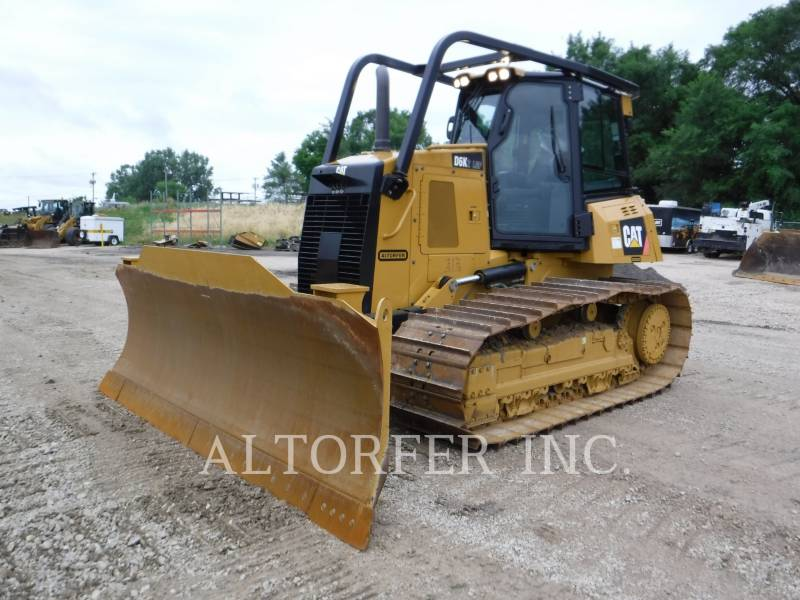 CATERPILLAR KETTENDOZER D6K2 LGP equipment  photo 2