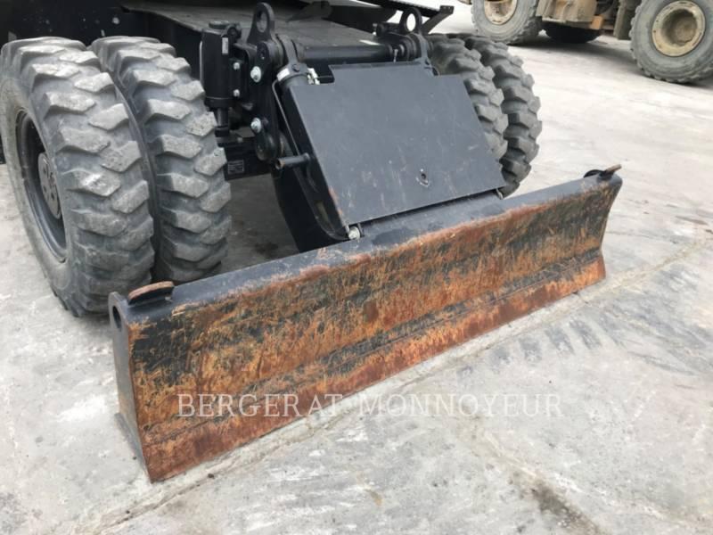CATERPILLAR WHEEL EXCAVATORS M313D equipment  photo 21