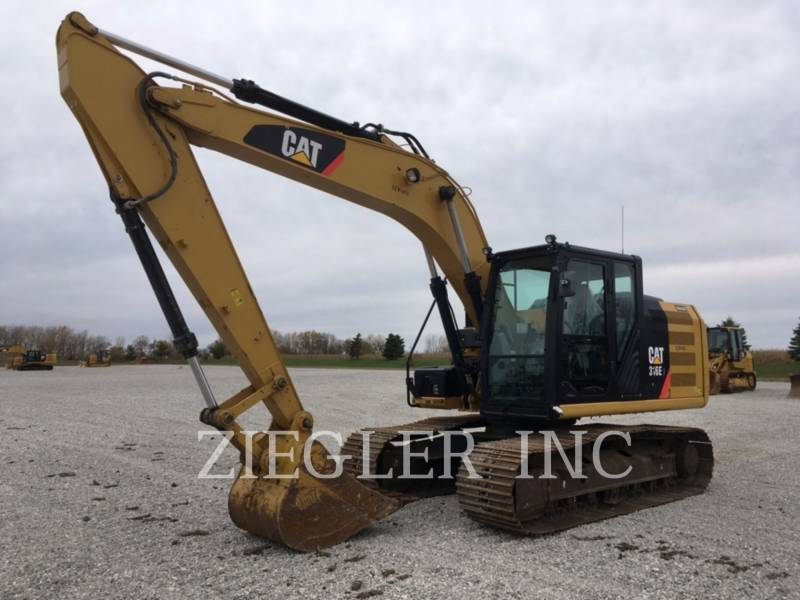 CATERPILLAR TRACK EXCAVATORS 316EL equipment  photo 1