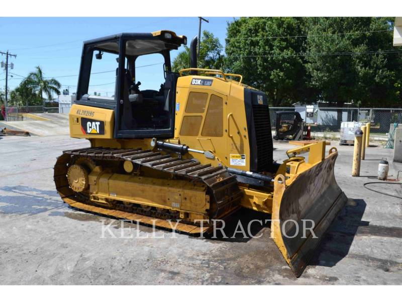 CATERPILLAR TRACTORES DE CADENAS D3K2LGP equipment  photo 1