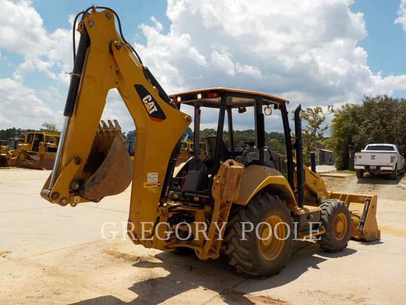 CATERPILLAR RETROEXCAVADORAS CARGADORAS 416F equipment  photo 9