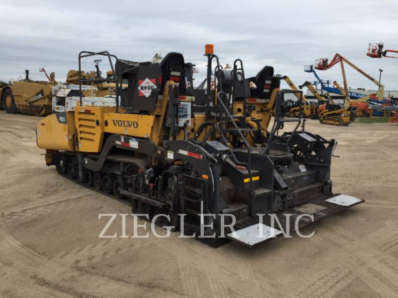 VOLVO CONSTRUCTION EQUIPMENT ASFALTATRICI PF6110 equipment  photo 5
