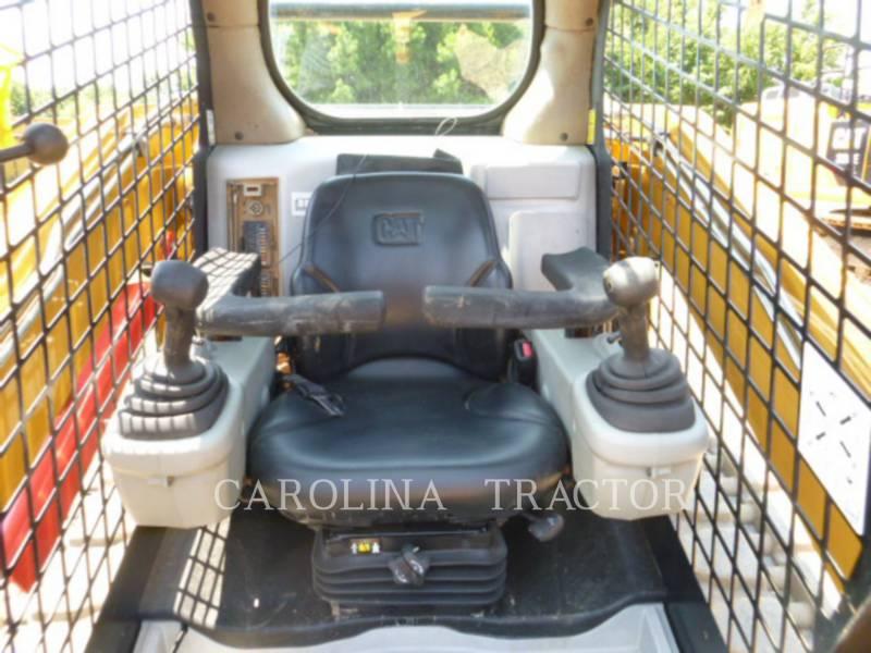CATERPILLAR TRACK LOADERS 289C2 equipment  photo 7