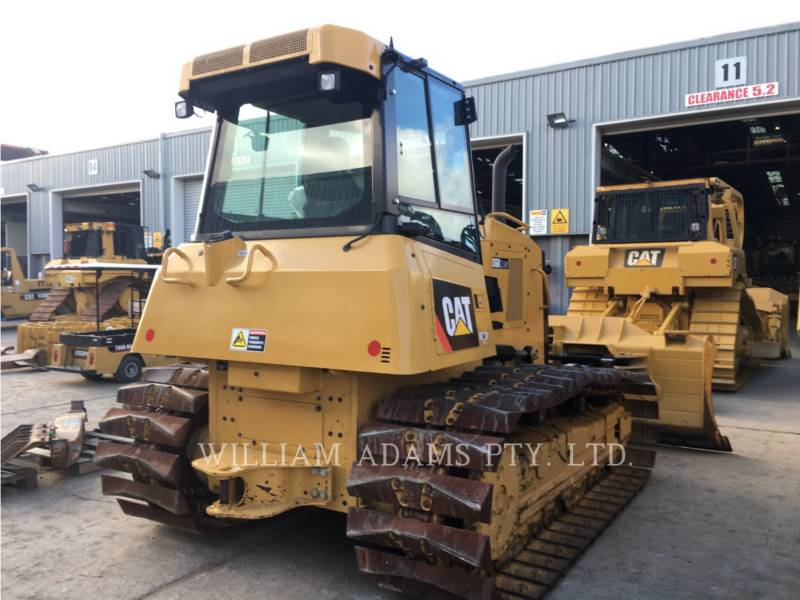CATERPILLAR TRACTORES DE CADENAS D6K LGP equipment  photo 4