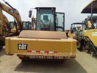 CATERPILLAR EINZELVIBRATIONSWALZE, GLATTBANDAGE CS 78 B equipment  photo 3
