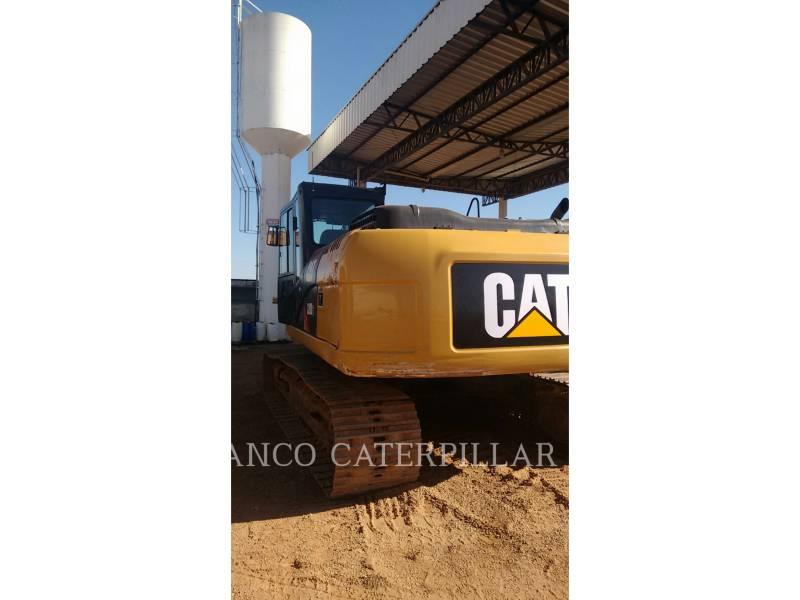 CATERPILLAR ESCAVATORI CINGOLATI 320D2L equipment  photo 5