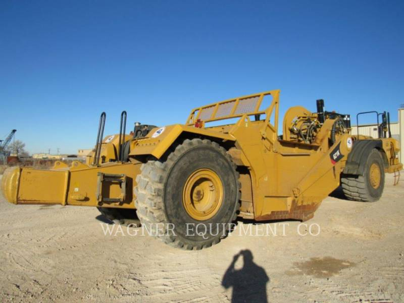 CATERPILLAR WHEEL TRACTOR SCRAPERS 621K equipment  photo 3