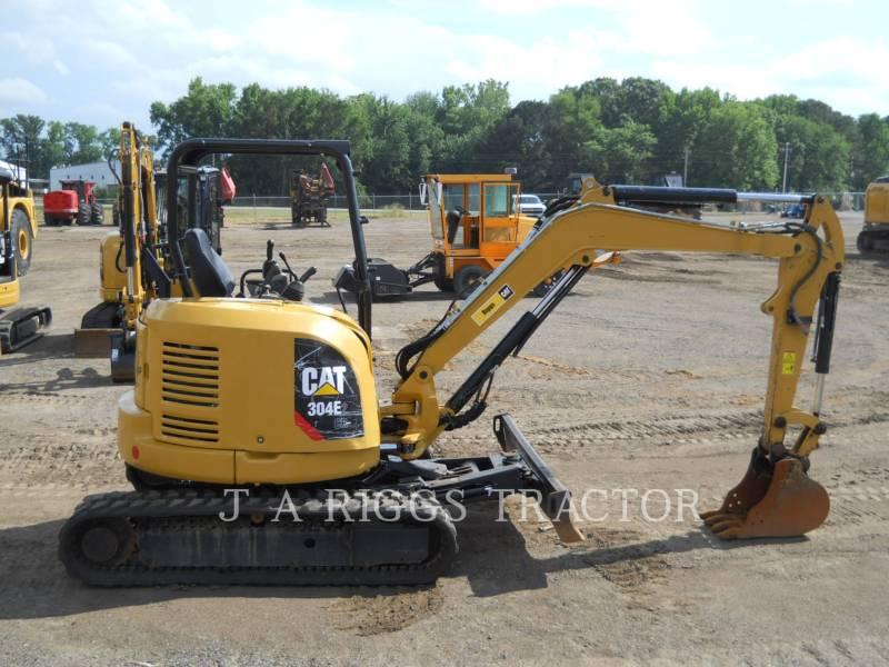 CATERPILLAR TRACK EXCAVATORS 304E equipment  photo 7