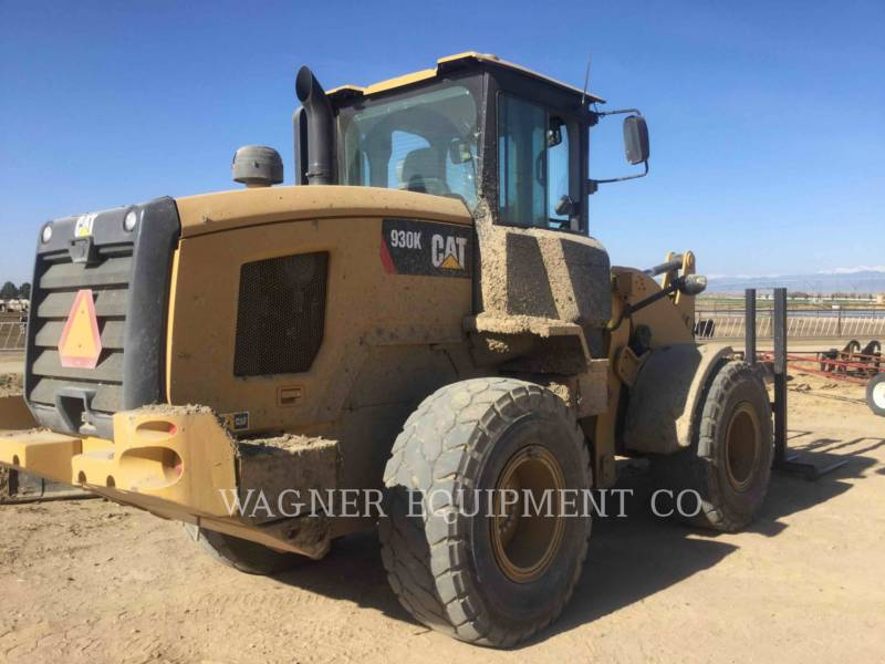 CATERPILLAR WHEEL LOADERS/INTEGRATED TOOLCARRIERS 930K FCHL equipment  photo 7