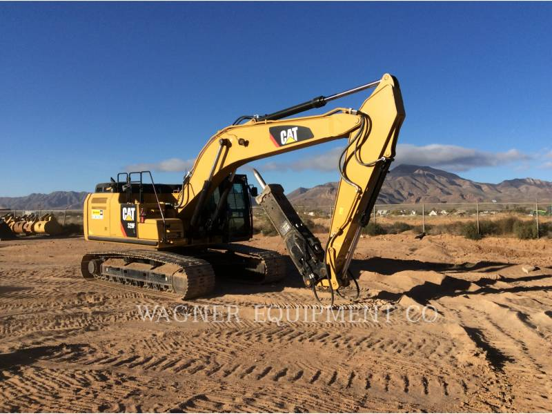 CATERPILLAR EXCAVADORAS DE CADENAS 329FL HCIR equipment  photo 1