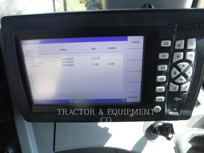 CATERPILLAR WHEEL TRACTOR SCRAPERS 627K equipment  photo 9