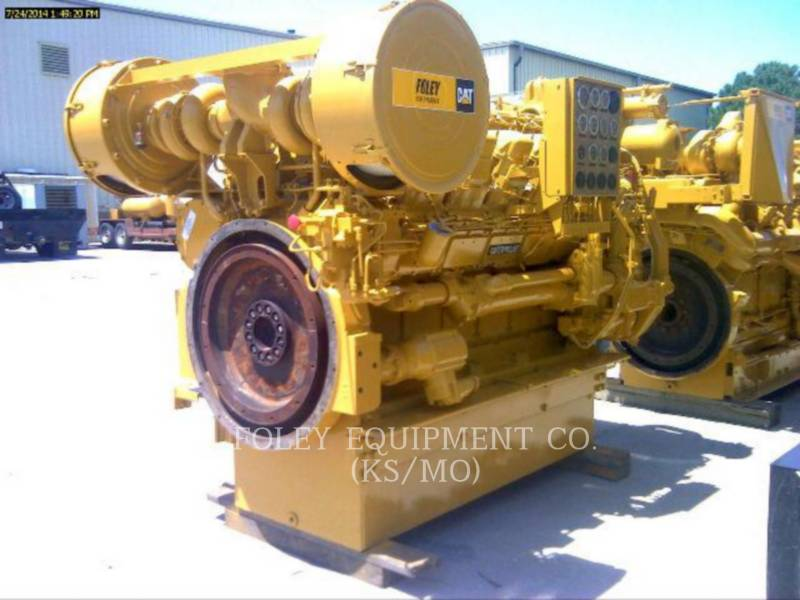 CATERPILLAR SECTEUR INDUSTRIEL D3512EP equipment  photo 4