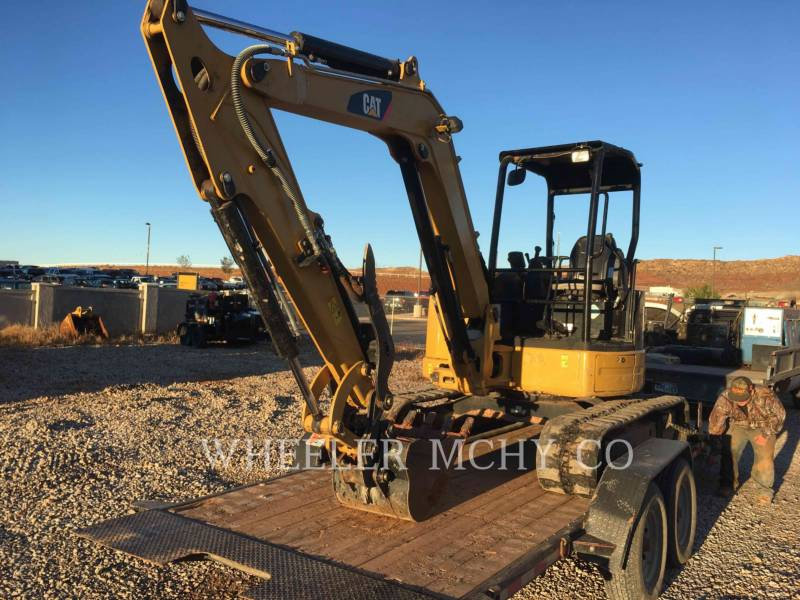 CATERPILLAR KETTEN-HYDRAULIKBAGGER 305.5EC1TH equipment  photo 2