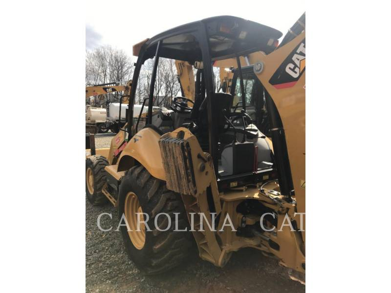 CATERPILLAR BACKHOE LOADERS 416F ST FF equipment  photo 3
