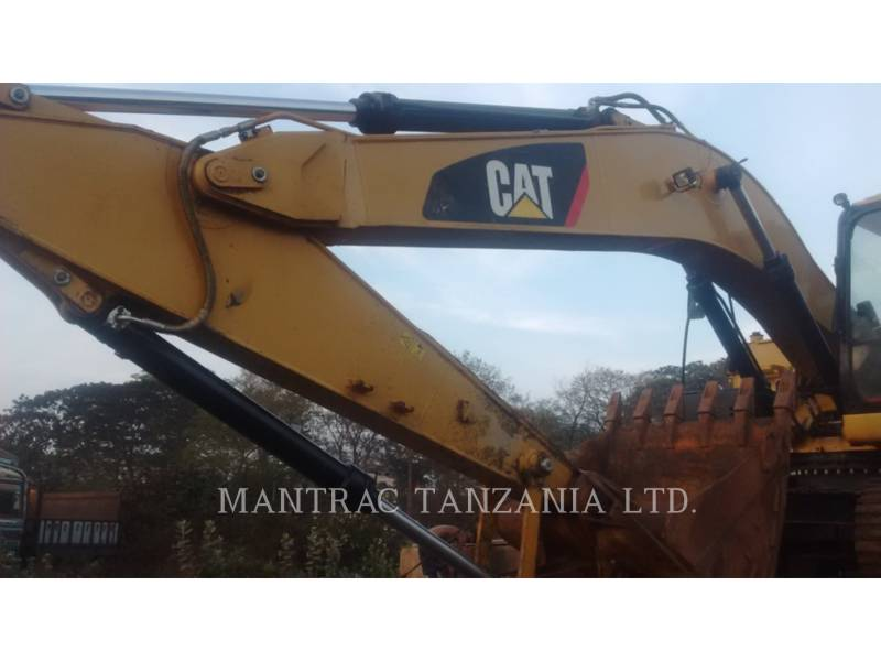 CATERPILLAR TRACK EXCAVATORS 320 D equipment  photo 3