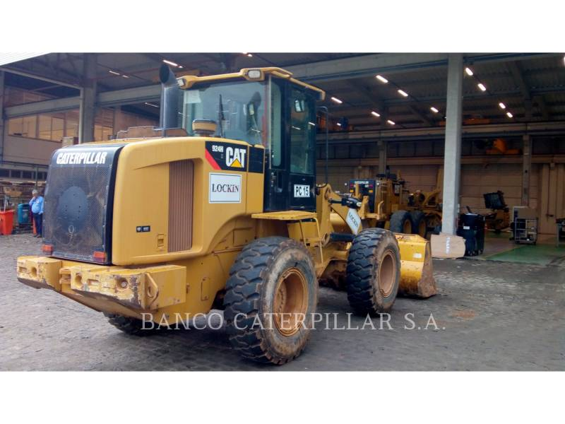 CATERPILLAR RADLADER/INDUSTRIE-RADLADER 924HZ equipment  photo 4
