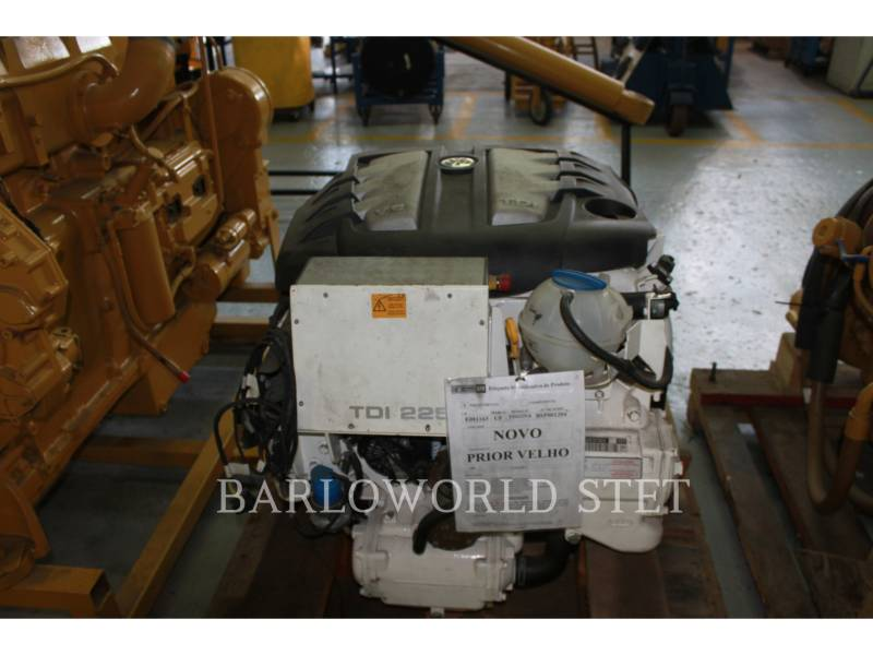 VOLKSWAGEN MARÍTIMO- PROPULSÃO TDI225-6 equipment  photo 1