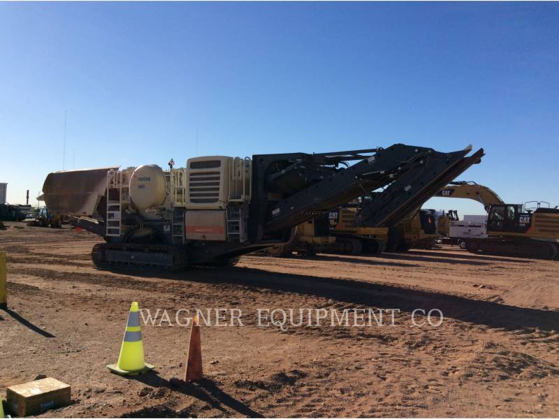 METSO TRITURADORAS LT106 equipment  photo 3