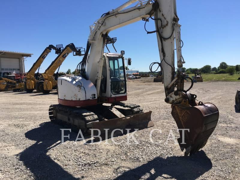 CATERPILLAR ESCAVADEIRAS 308C CR equipment  photo 2