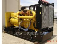 Equipment photo CATERPILLAR C18 ACERT STATIONAIRE GENERATORSETS 1