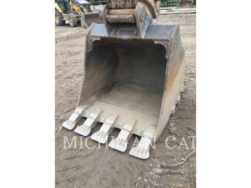 CATERPILLAR TRACK EXCAVATORS 330CL equipment  photo 17