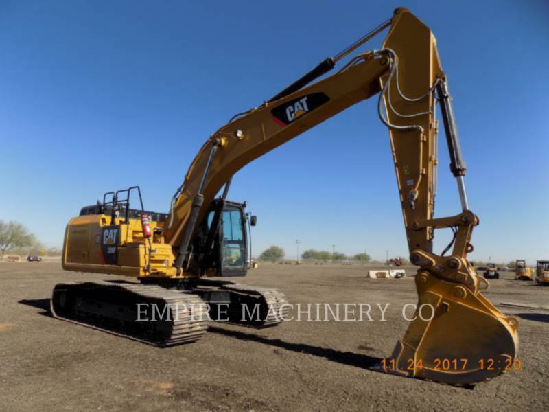 CATERPILLAR ESCAVATORI CINGOLATI 330FL    P equipment  photo 1