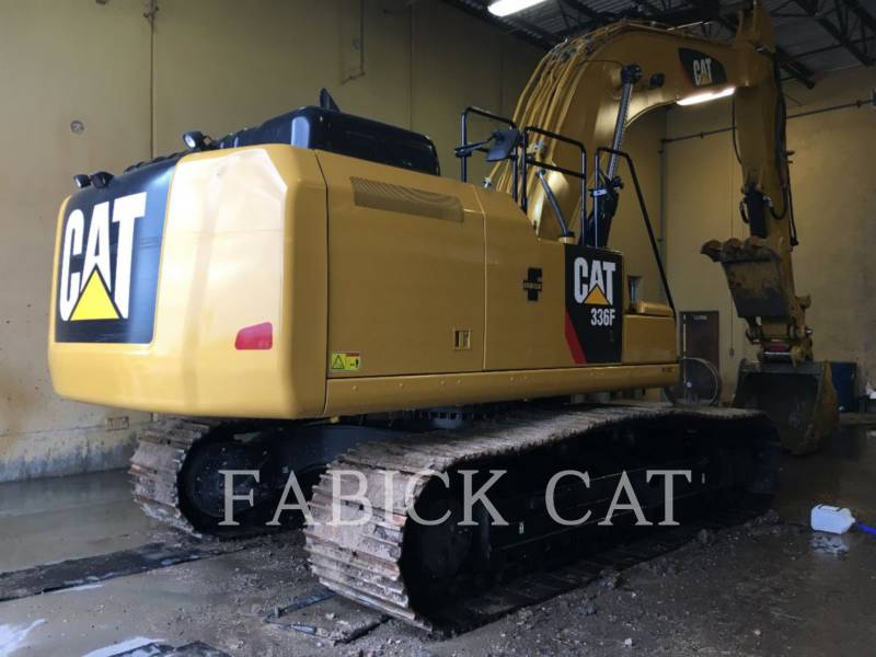 CATERPILLAR PELLES SUR CHAINES 336F HT equipment  photo 4