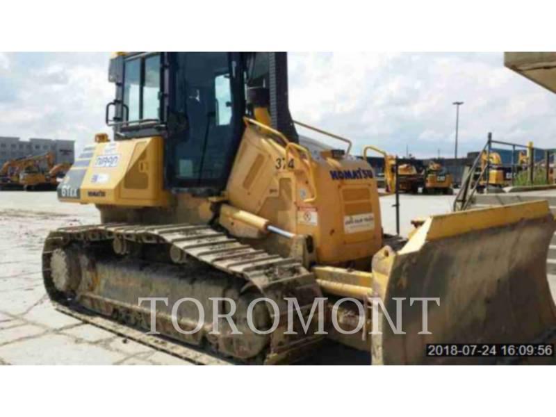 KOMATSU LTD. TRACK TYPE TRACTORS D61EX-23 equipment  photo 2