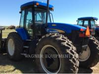 NEW HOLLAND LTD. TRACTEURS AGRICOLES TV145 equipment  photo 7