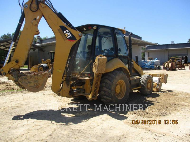 CATERPILLAR CHARGEUSES-PELLETEUSES 430FST equipment  photo 4