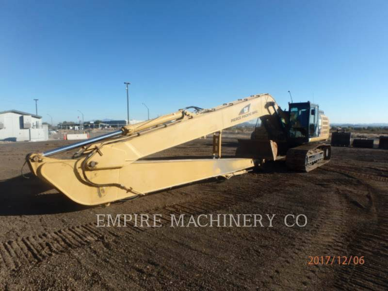 CATERPILLAR EXCAVADORAS DE CADENAS 336FL LR equipment  photo 4