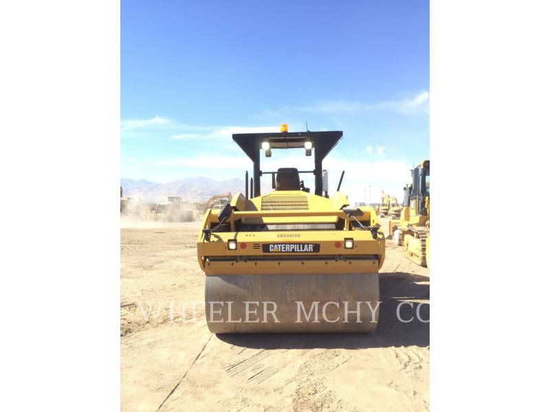 CATERPILLAR FINISSEURS CB64 equipment  photo 4