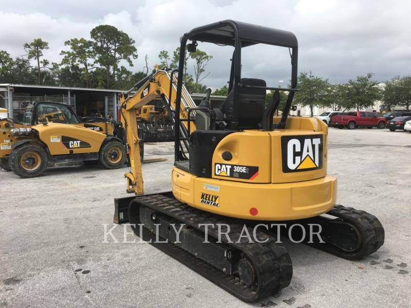Caterpillar EXCAVATOARE PE ŞENILE 305E2CR equipment  photo 4