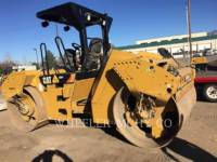 Equipment photo CATERPILLAR CB64 ROLO COMPACTADOR DE ASFALTO DUPLO TANDEM 1
